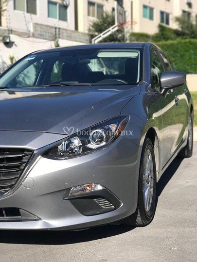 Mazda perfil lateral