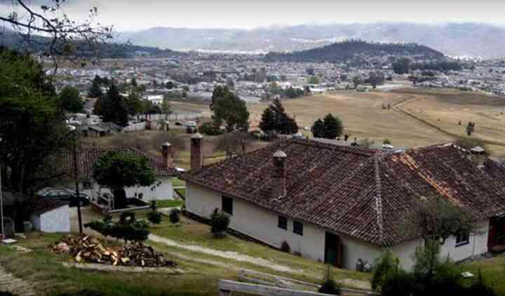 Vista Molino de la Alborada