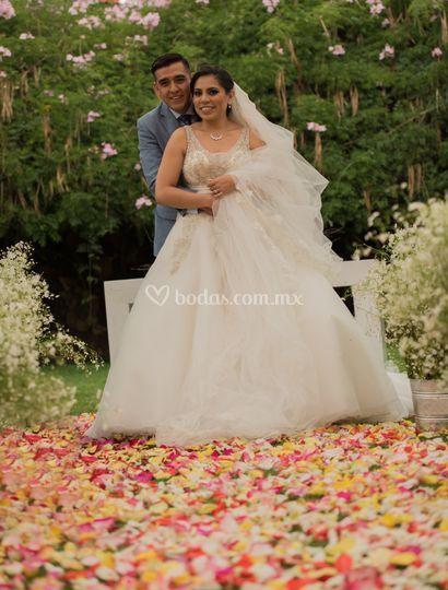 Sesión boda novios