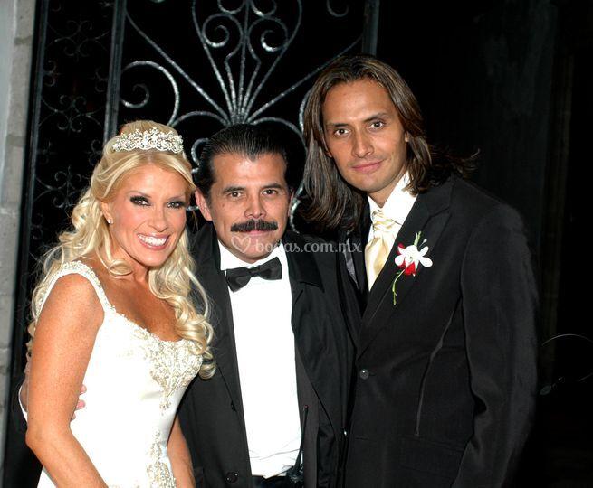 Boda Yuri y Rodrigo