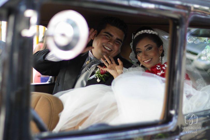 Marisol y Arturo