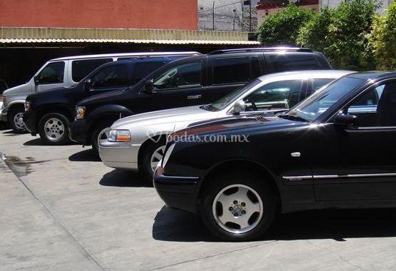 Flota de limousines
