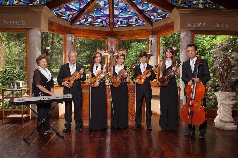 Familia Musical Cortés