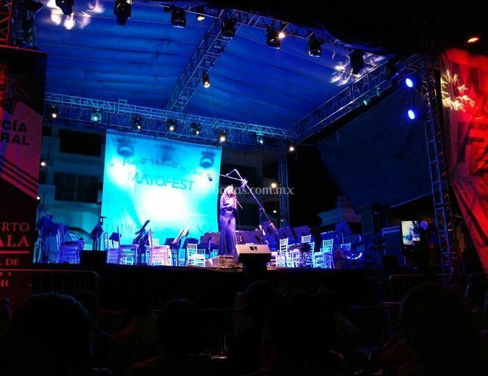 Mayo Fest. Puerto Vallarta.