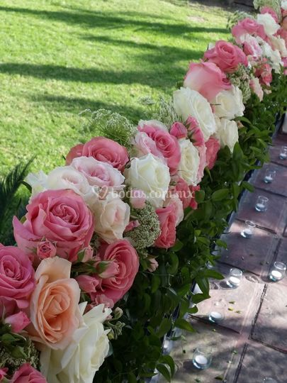 Guias De Flores De Luxury And Blush Events Foto 27