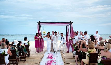 Playa Wedding 1