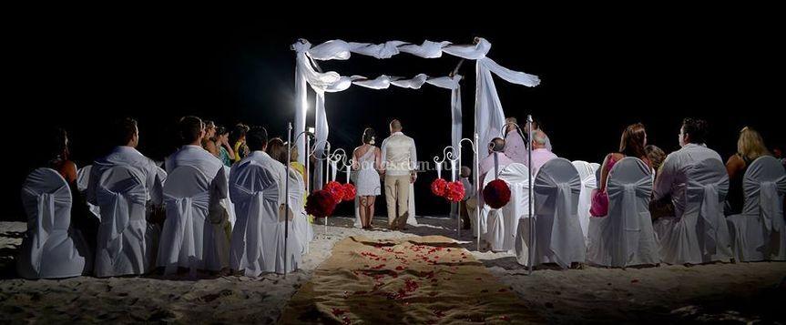 Ceremonia noche