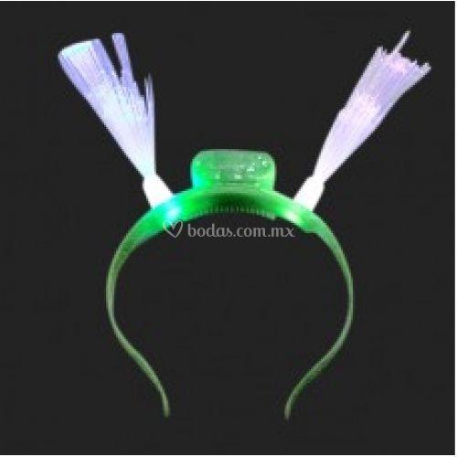 Diadema fibra óptica