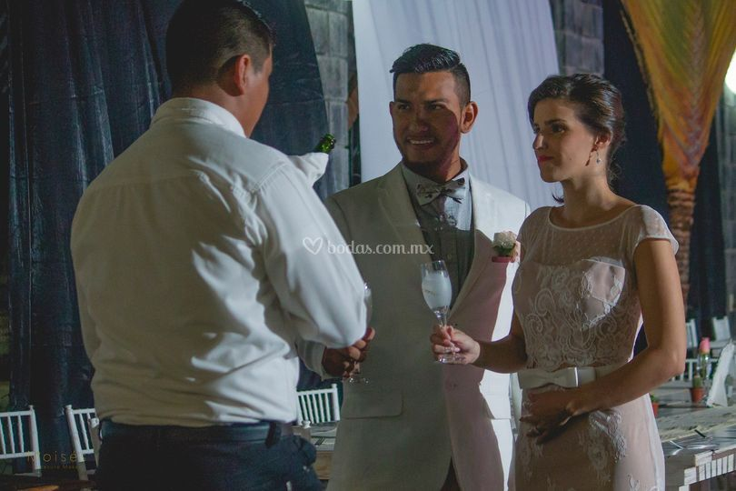 Juez, bodas simbólicas, misas