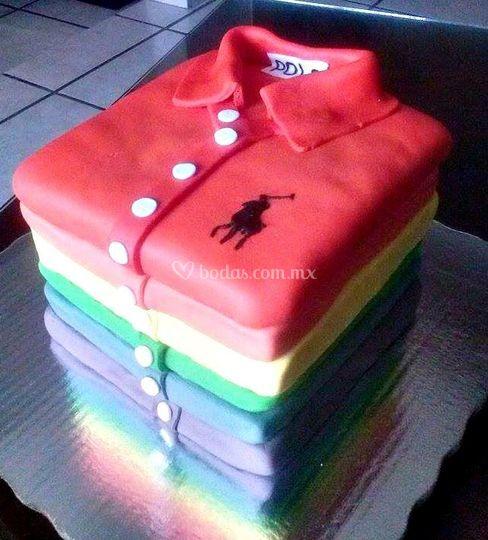 Pastel arcoíris