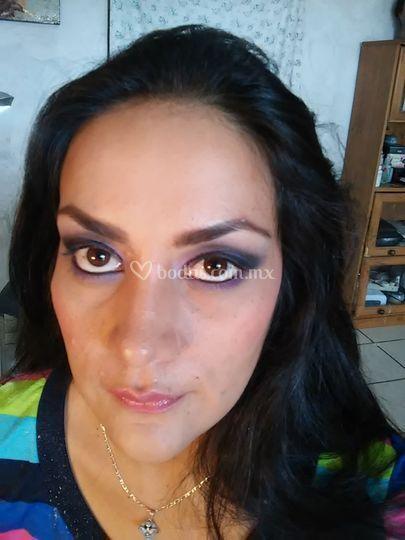 Prueba maquillaje novia