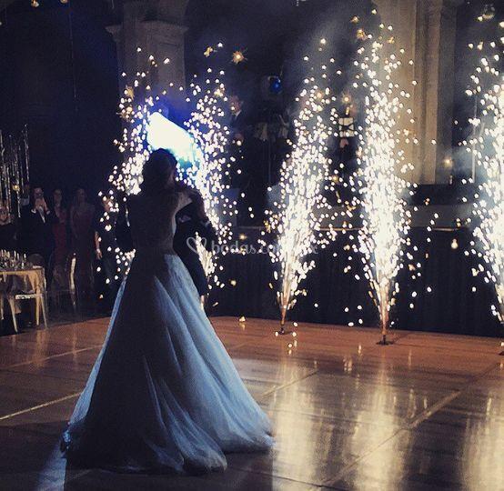 Una noche inolvidable bailando