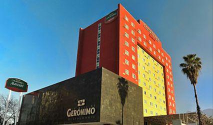 Courtyard Monterrey Galerías San Jerónimo