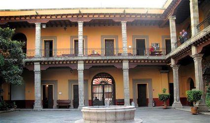 Ex Colegio de San Gregorio