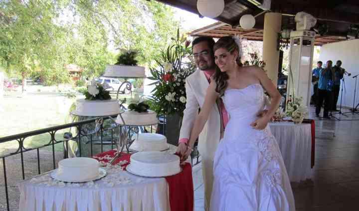 Pastel de boda betun