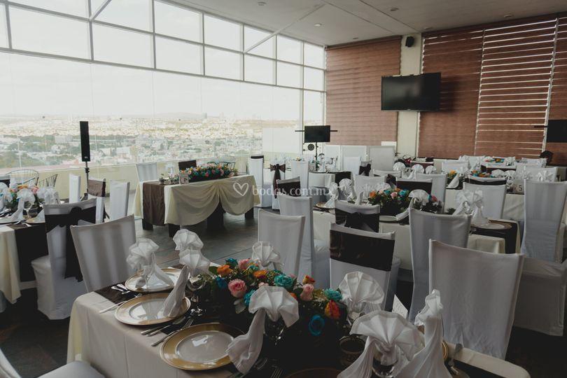 Montaje boda d&b