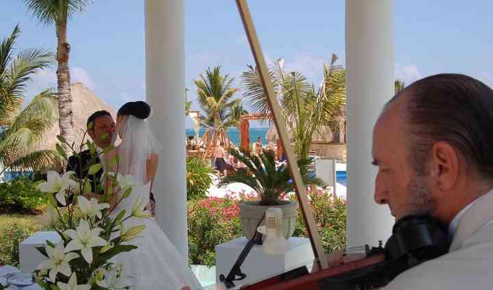 Violín para su ceremonia civil