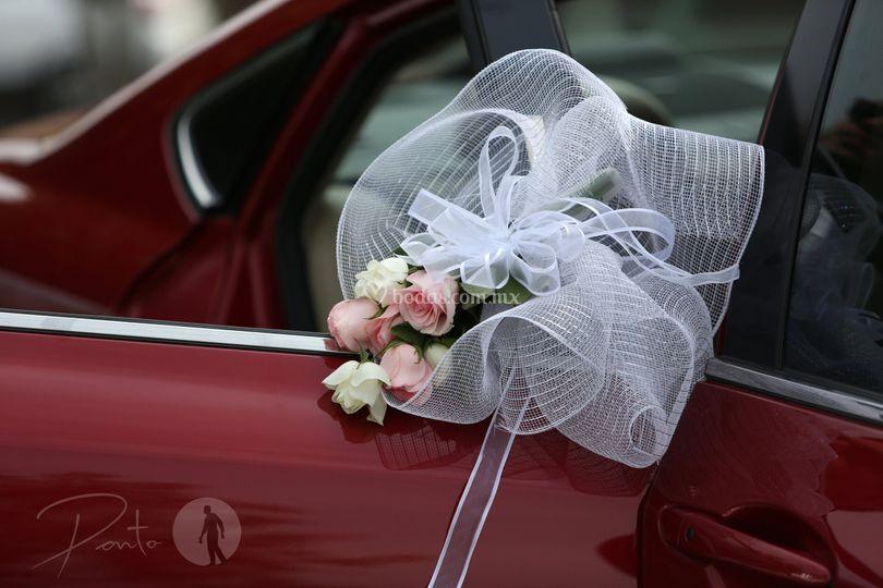 Detalle de boda.