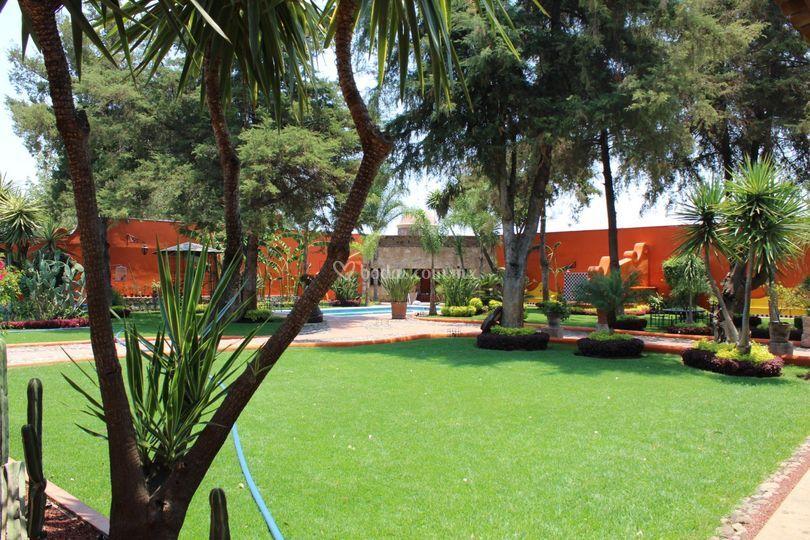 Ex Hacienda El Troje