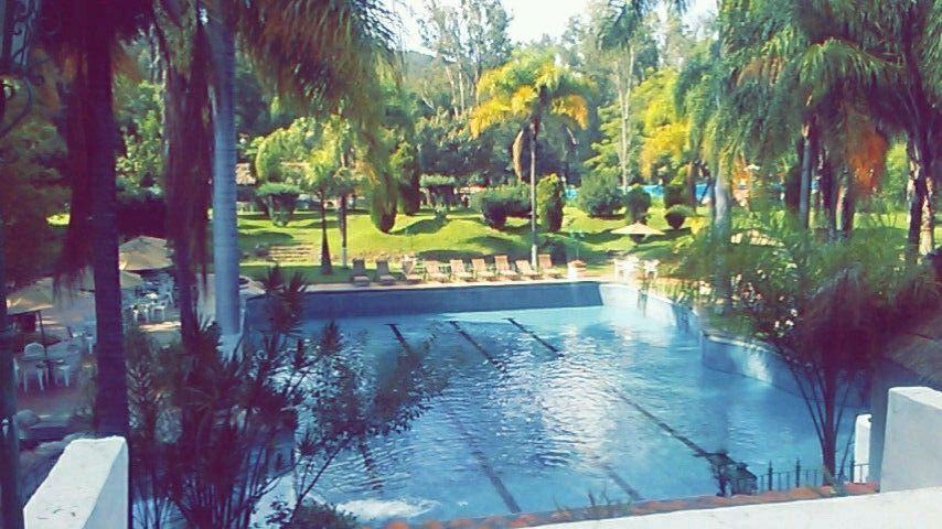 Alberca hotel