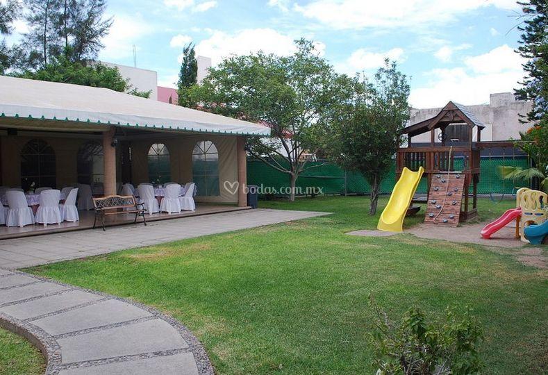 Jardín Los Cedros