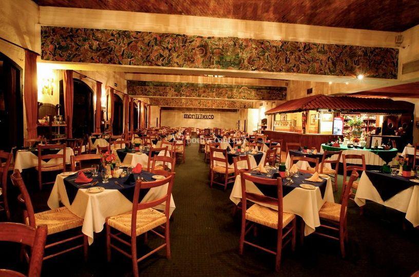 Restaurante El Taxqueño
