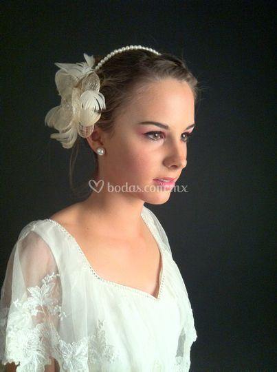 Makeup novia foto sin retoque