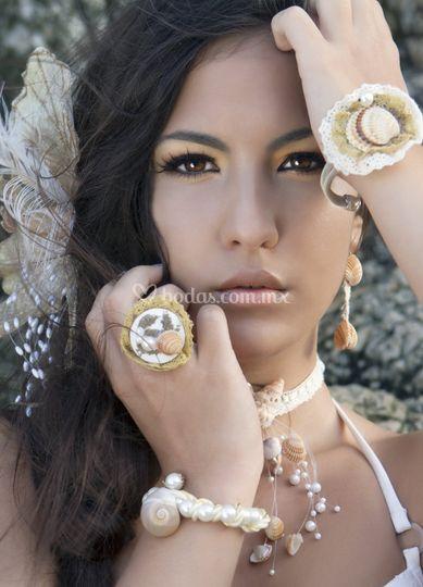 Makeup novia natural