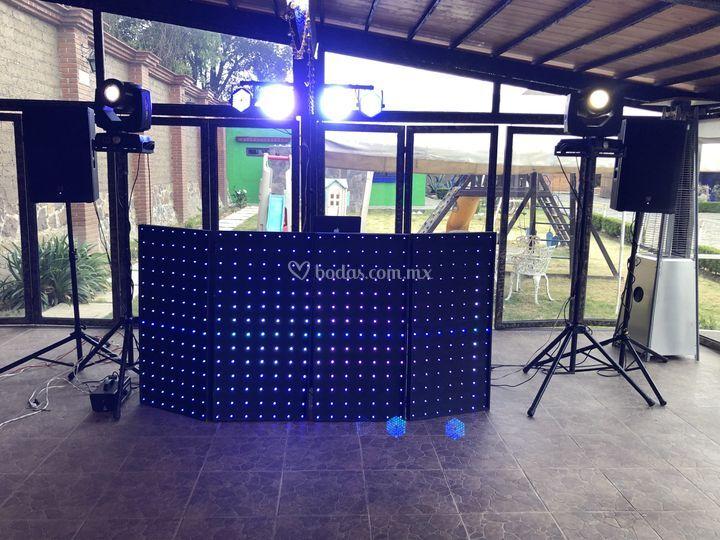 DJ en evento