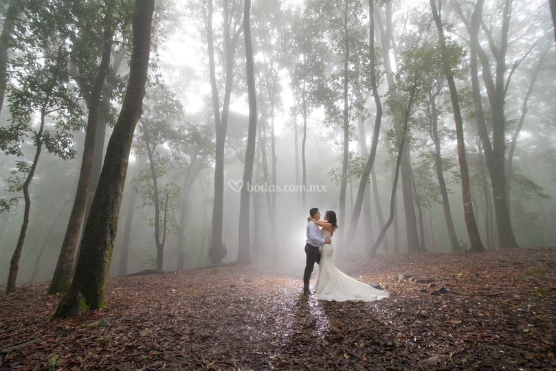 Trash the dress, Esme&Bicho