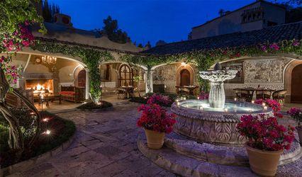 Hotel Antigua Villa Santa Mónica