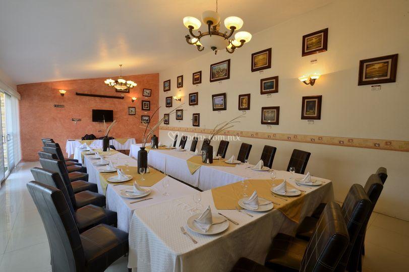 Salón Rioja (35 Personas)