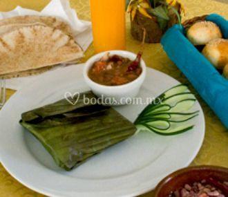 Tacos artesanales