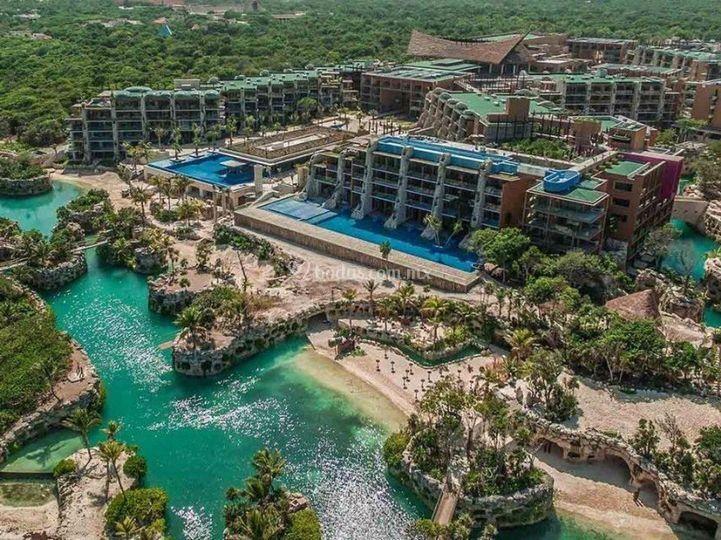 Xcaret, Cancún