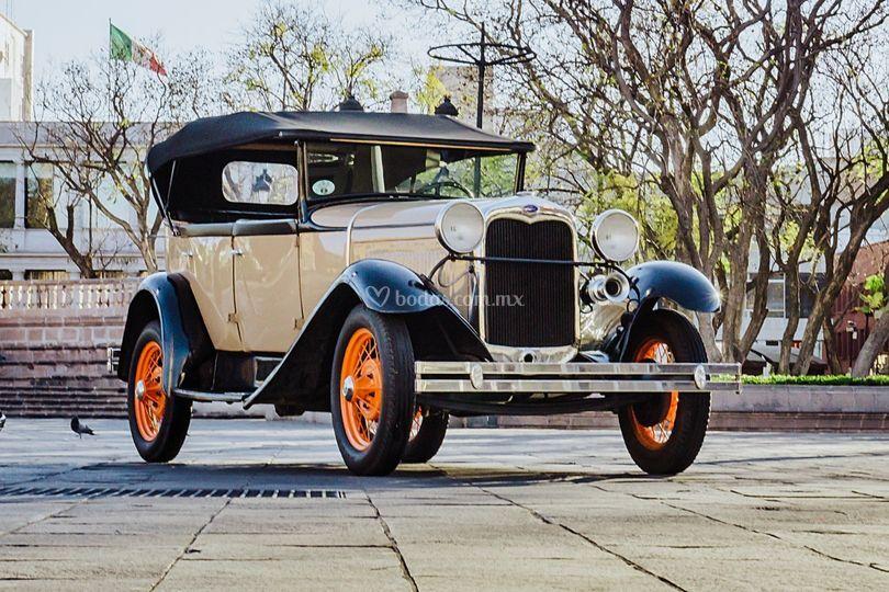 Ford Phaeton 1931