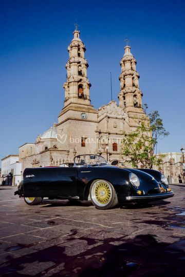 Porsche Convertible 1956