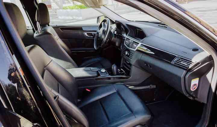 Interior Mercedes Benz