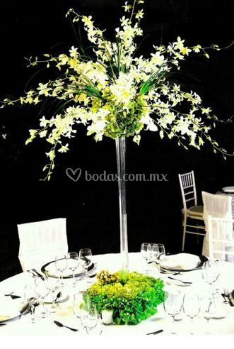 Top arreglos florales artificiales altos images for - Arreglos florales artificiales centros de mesa ...