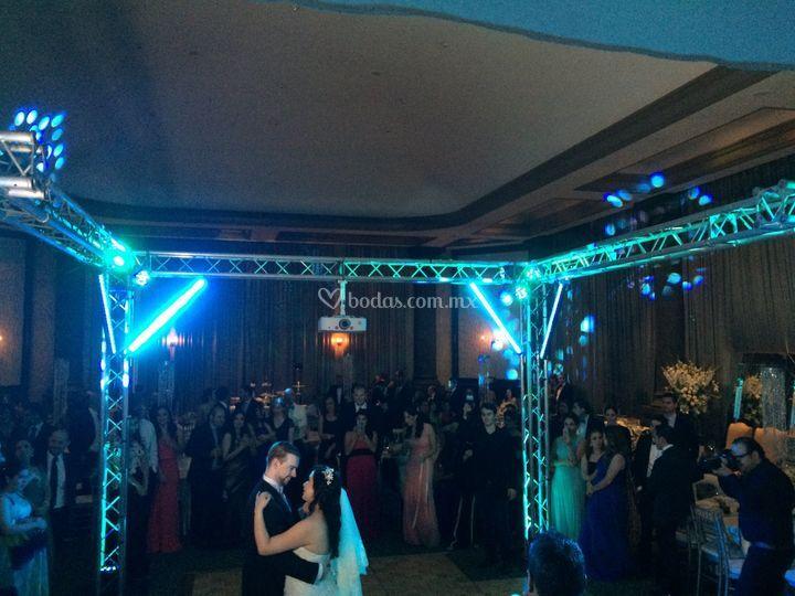 DJ boda Quinta Real