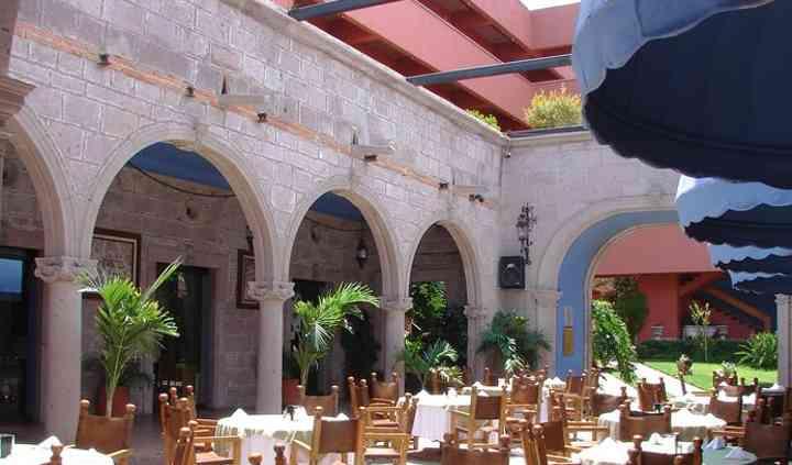 Hotel Mesón de los Cristeros