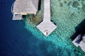 Filmaciones aéreas del Caribe