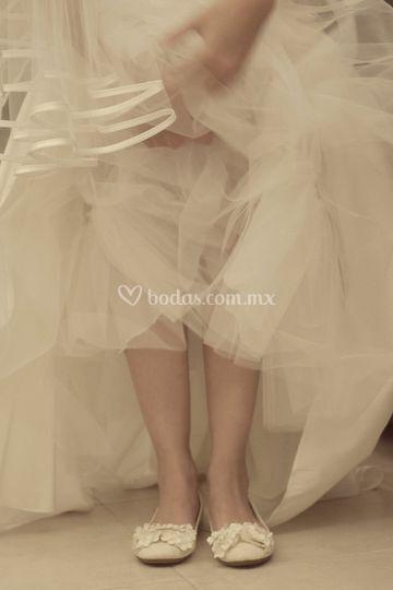 Proceso de la novia