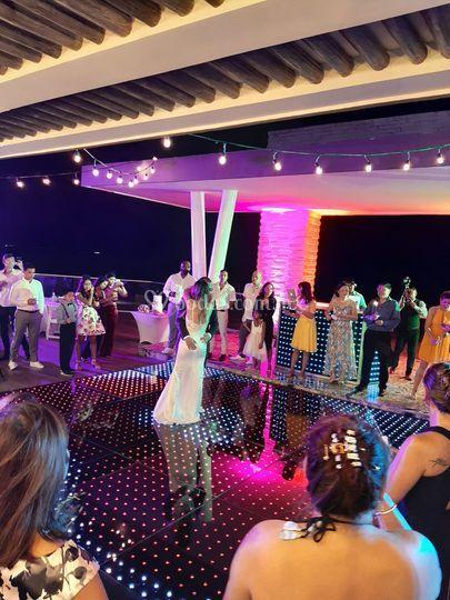 Momento mágico: primer baile