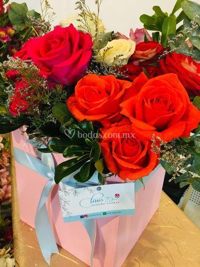Flower box para toda ocasión