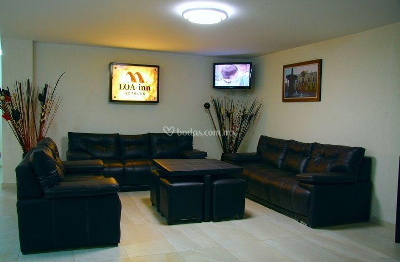 Sala cómoda