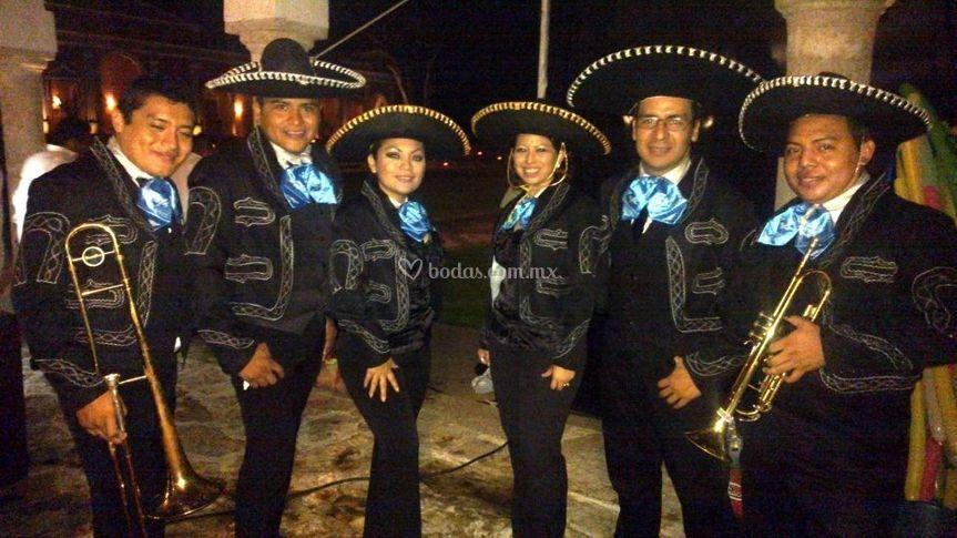 Show de mariachi