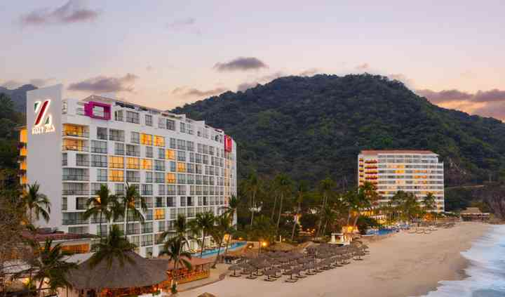 Overview of Hyatt Ziva Puerto Vallarta
