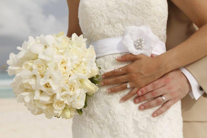 Detalles de anillos Cancún