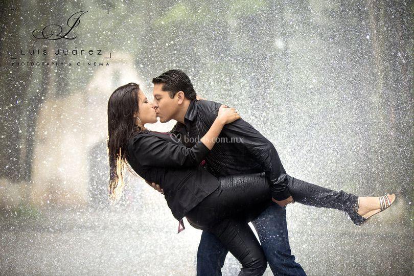 Amanda y Rafael