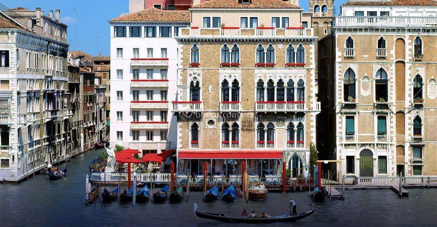 Bauer Palazzo, Venecia